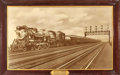 A PHOTOMECHANICAL DEPICTION OF THE ERIE LIMITED