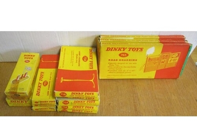 Dinky. 1950s onwards Accessories collection, generally excel...