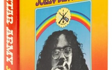 Guitar Army by John Sinclair signed in dj
