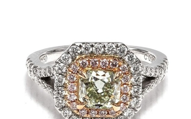 House of R&D - 18 kt. White gold - Ring - 2.02 ct Diamonds - No Reserve Price