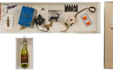 Multiple Artists (American, 20th Century) Mixed Media