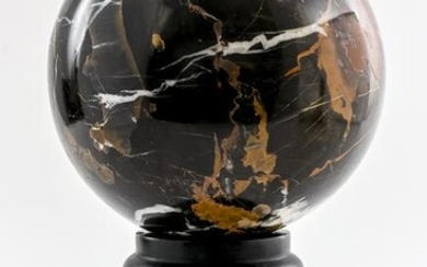 Neoclassical Style Polished Stone Sphere