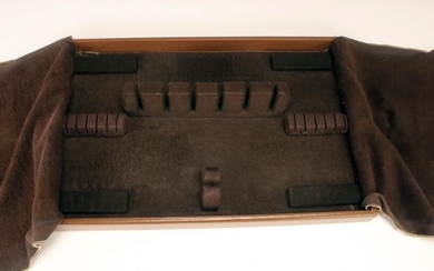 PACIFIC SILVER CLOTH STORAGE TRAY WITH CHAMOIS