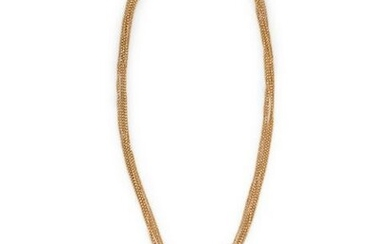 YELLOW GOLD, COIN AND DIAMOND PENDANT/NECKLACE