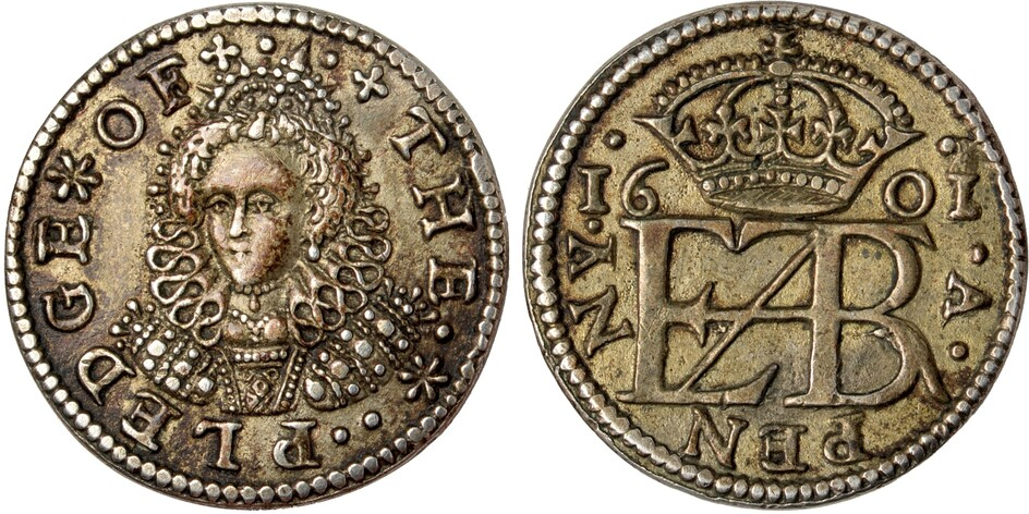 British Coins, Countermarked Issues