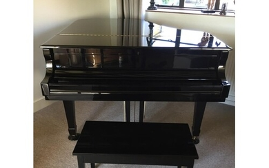 Essex by Steinway (c2002) A 5ft 3in Model EGP161 grand piano...