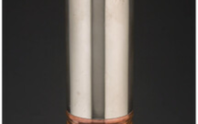 Gorham Manufacturing Co. (1800), Artillery Shell-Form Cocktail Shaker (circa 1918)