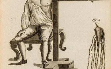 Medicine.- Surgery.- Bell (Benjamin) Cours complet de Chirurgie théorique et pratique, 6 vol., first edition in French, Paris, Théophile Barrois the younger, 1796; and a second edition of Samuel Sharp on surgery, 1750 (7)
