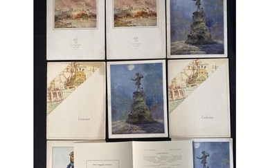 OCEAN LINER: Fascinating extensive collection of Lancastria ...
