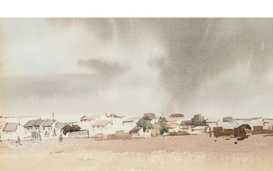Walter Edward Westbrook (South Africa 1921 - ): AHEAD OF THE...