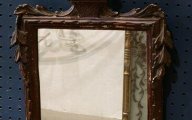 Borghese Neo-Classical style carved wall mirror, 24