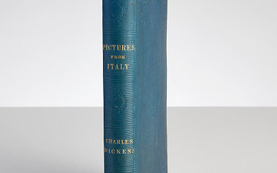 Dickens Pictures from Italy 1846.