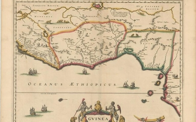 MAP, Western Africa, Wit