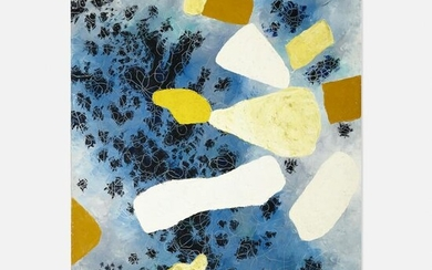 Dwinell Grant, Blue Abstract