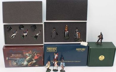 Lot details A collection of various Britains, Oryon, Patriot...