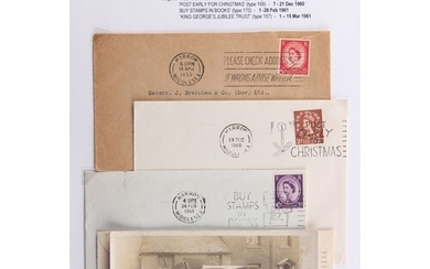 The Basil Lewis (1927-2019) collection of stamps - Great Bri...