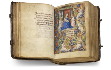 The Coëtivy Master (active 1450-1485)