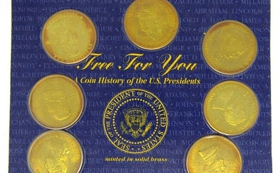 1997 READERS DIGEST A COIN HISTORY