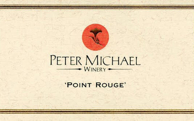 2012 Peter Michael Winery Chardonnay, Point Rouge