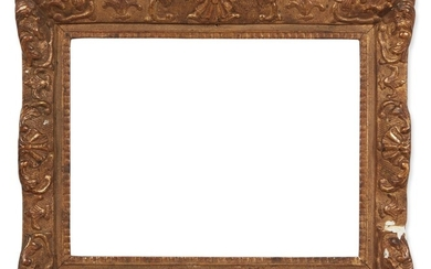 A Group of Four Giltwood Frames, 19th/20th Century