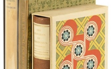 Classics & poetry from Limited Editions Club