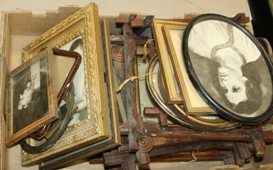 Collection of Small Victorian Frames