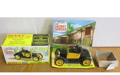 Dinky. 1970s onwards TV series collection, generally excelle...