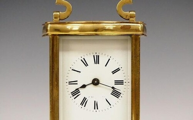 French Carriage Clock