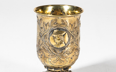 Sy & Wagner .812 Silver Presentation Cup