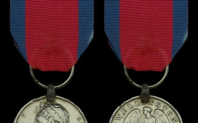 A Collection of Medals to the 13th, 18th and 13th/18th