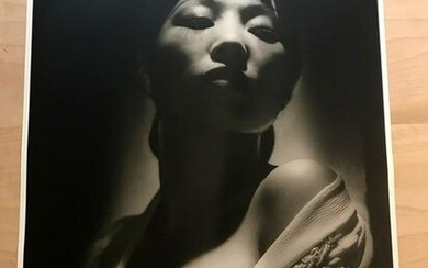 Anna May Wong by George Hurrell (III Hurrell Portfolio)