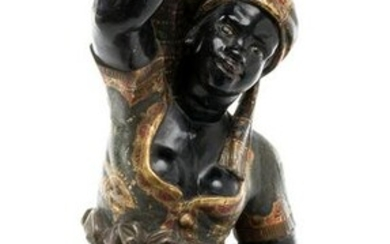 Blackmoore in carved wood