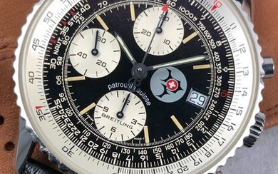 Breitling - Old Navitimer II Chronograph Automatic Limited Edition - A13022 - Men - 1990-1999