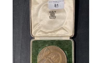 COINS/MEDALLIONS: Royal mint R.M.S. Queen Mary commemorative...