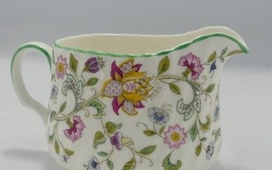 Minton Haddon Hall patterned dinner ware to include: Tureen,...