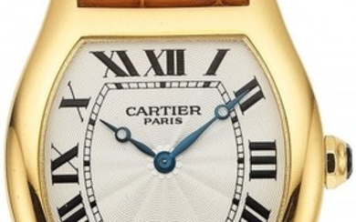 54082: Cartier, Collection Privee Tortue Model, Large R