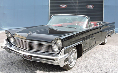 LINCOLN CONTINENTAL convertible 1959.
