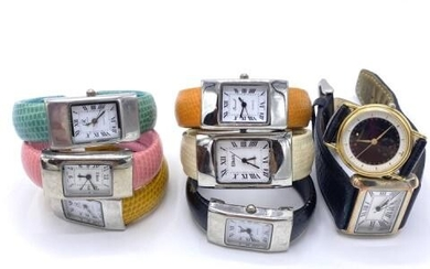 Lot of 7 watches including Movado