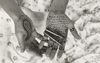 Moon Song (from the Women of Allah Series), Shirin Neshat