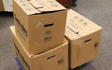 NOT SOLD. World. Mixed lot in 3 large boxes with some Overseas incl. stockfile, collections incl. – Bruun Rasmussen Auctioneers of Fine Art