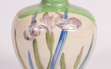 A Large Studio Pottery Vase, Early 20th Century