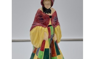 An old Royal Doulton Figure titled 'The Parson's Daughter' H...