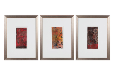 Three Works from Forest Series