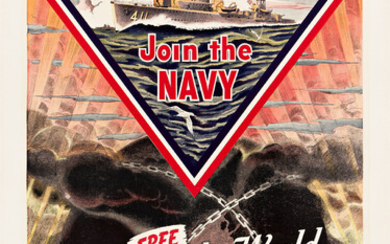 M PRIVITELLO (DATES UNKNOWN) JOIN THE NAVY AND FREE THE W
