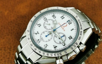 Omega - Speedmaster Broad Arrow Co Axial COSC Olympic Collection - Ref. 321.10.42.50.04.001 - Men - 2000-2010