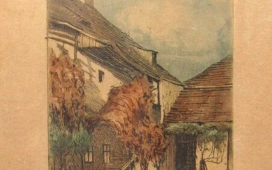 Unknown Artist, The Composer Beethoven's House in Vienna