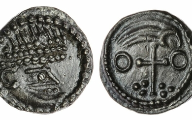 Anglo-Saxon England, Primary Phase (c. 680-710), Series BIIIA3, Sceat, Type 27a