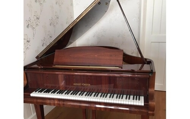 August Förster (c1986) A 5ft 7in Model 170 grand piano in a ...
