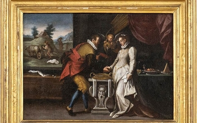 FLEMISH ARTIST ACTIVE IN VENICE, SECOND HALF OF THE 16th...
