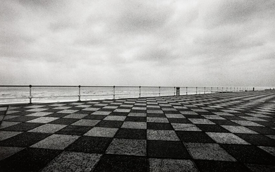 MICHAEL KENNA - Seafront, Hastings, England, 1982